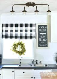 checd kitchen curtains black and white checd kitchen curtains design black and white checd curtains best