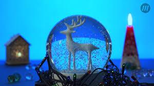 Проект 111 - Z54106.60 <b>Снежный шар Wonderland Reindeer</b> ...