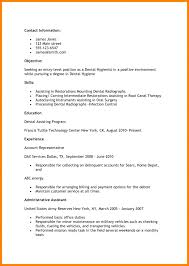 Dental Assistant Resume Objective Templates Dental Assistant Job Description For Resume Wonderful 54