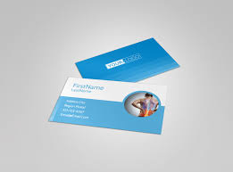 Chiropractic Business Cards Templates A Ie