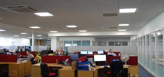 mezzanine floor office. DMA Was Awarded A Contract By Rosemount Measurement Ltd Of Slough To Build Mezzanine Floor Increase The First Office Space 315m².