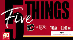 5 Things Flames Flyers
