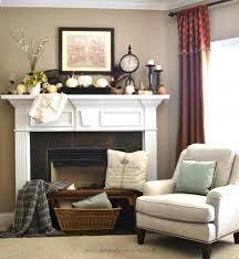 fall mantel 2016 sondra lyn at home