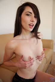Stunning Brunette Babe Emily Grey Fingered Hard With Great Passion.