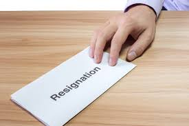 Resigned In Lieu Of Termination Resign Or Be Fired Usually Its Best To Resign Blog Shrm Org