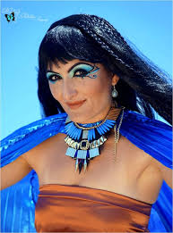 cosmetics were extensively used by both women and men in ancient egypt black eyeliner was used while red ochre was applied on the cheeks