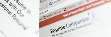 resume companion customer story livechat resume companion