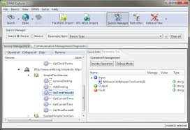 Web Services For Devices Tool Dpws Explorer
