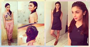 Alia Bhatt Hairstyle how to have the cutest hairstyle every day just like alia popxo 7534 by stevesalt.us