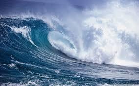 Ocean Wave Background Ocean Waves Wallpaper X Free Images At Clker Com Vector Clip Art