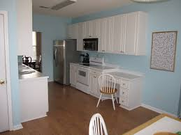 kitchen cabinets navy blue gray walls