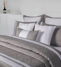 grey 100 cotton 400 tc bedding set