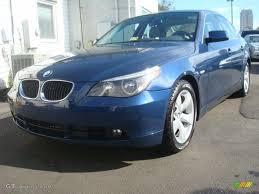 Coupe Series bmw 2006 5 series : 2006 Mystic Blue Metallic BMW 5 Series 525i Sedan #46630956 ...