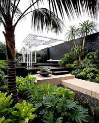 Small Picture Warm minimalist landscape design in Caulfield Landscape designs