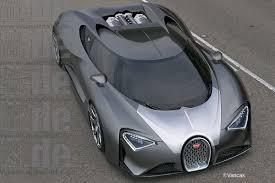 2018 bugatti cost. contemporary bugatti 2017 bugatti chiron front three quarter autobild rendering with 2018 bugatti cost