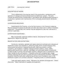Job Description Template Word Sample Job Description Template Word Fred Resumes 17