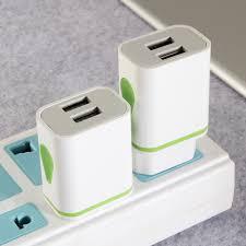 Bình luận Củ sạc 2 cổng USB có đèn LED cho iPhone 7 / 7Plus