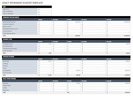 Example Budget Sheet Sample Budget Spreadsheet Excel Example Personal Family