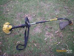 talon yard hawk at3351a 28cc petrol line edger egde trimmer brush cutter