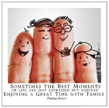 Family Time Quotes New Sometimes The Best Moments Of Life Are Not Expressed But Enjoyed
