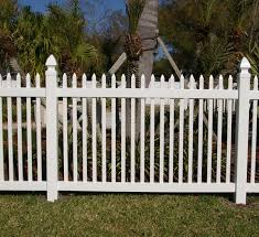 Elite Vinyl Fencing Vinyl Fence Gates Malibu Picket Open Top