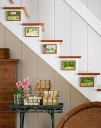 staircase wall decorating ideas modern-staircase