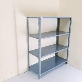 Kệ sắt v lỗ 3 tầng: Sản phẩm ứng dụng đa năng với giá thành cực rẻ