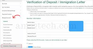 Behalf of the bank/financial institution (we cannot accept your signature on the letter). Bank Account Verification Letter For Visa Immigration Usa