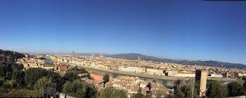 photo essay cet florence cet academic programs after a strenuous walk the view from the piazzale michelangelo atop a surrounding hill of the city did not disappoint