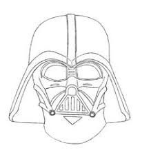 Small Picture Printable Darth Vader mask Pinteres