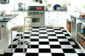 black and white checd floor kitchen black and white checd floor checkerboard flooring pattern for the