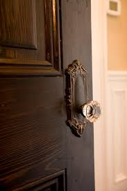 glass door knobs on doors. Dazzling Glass Door Knobs Fashion Houston Traditional Hall Remodeling Ideas With Antique Doors Detail Knob Stained Wood On