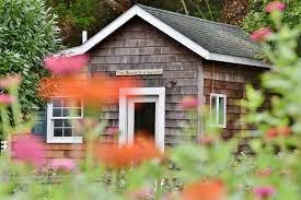 tiny house good earth garden near