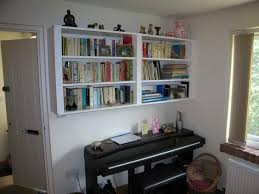 bookcases for home office. wall mounted bookcase ideas for home office hanging u2013 vizimac bookcases