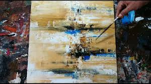 Abstract Painting How To Abstract Painting How To Paint Easy Abstract Painting