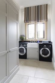 20 Laundry Room Design With Small Space Solutions  Home Design Utility Room Designs
