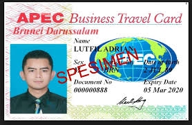Apec Business Travel Card Application Business Travel Card