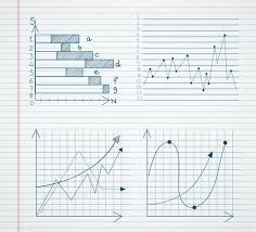 Free Graph Templates Graph Templates Collection Bars Lines Types Handdrawn Sketch