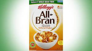 3 9 kellogg s all bran plete wheat flakes deliver when it es to fiber