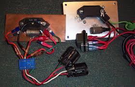ignition swaps for 77 older jeeps jeepforum com examples of modules on heat sink materials