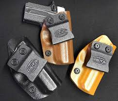 dara holsters gear announced the company is now offering a leather texture appearance for its catalog of kydex holsters these textures are available with