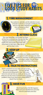 essay on study habits huron ap lit study of reading habits  best ideas about good study habits study habits five tips for good study habits
