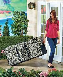 patio cushion storage outdoor cushions