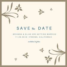Save The Date Template Word Customize 3 386 Save The Date Invitations Templates Online