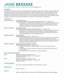 Learning Facilitator Resume Example St Andrew S Episcopal School