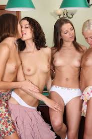 Perfect Pictures Where Few Naked Teenies Show Each Other Desire Skill Of Seducing And Lust