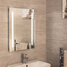 Bathroom Mirrors Square Round LED & Heated Plumbworld