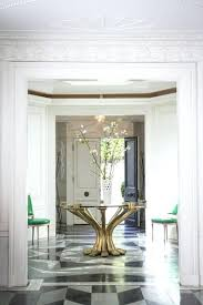 round table foyer architecture modern entry photos of for round table decorations indoor stair railing white round table