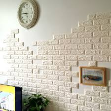 70x77cm pe foam 3d wall stickers safty home decor wallpaper diy