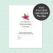 Printable Wedding Planner Printable Wedding Planner Pdf